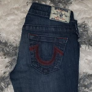 True religion denim jean